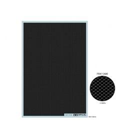 Tamiya 12680 Carbon Decal Plain EF