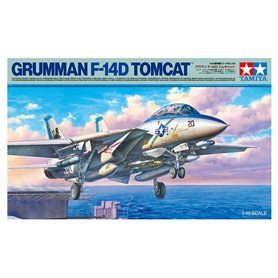 Tamiya 1:48 Grumman F-14D Tomcat