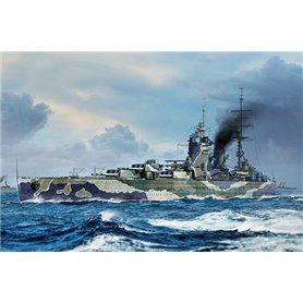 Trumpeter 06718 HMS Rodney