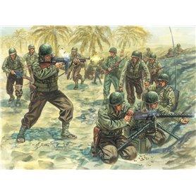 Italeri 6120 1:72 WWII - U.S. Infantry