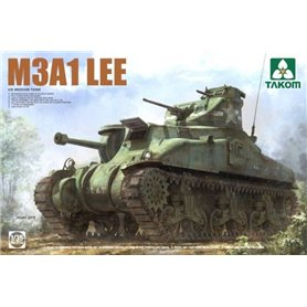 Takom 2114 US Medium Tank M3A1 LEE
