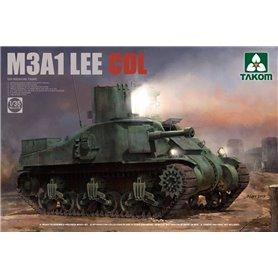 Takom 2115 US Medium Tank M3A1 LEE CDL
