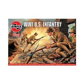 Airfix 00729V WWI U.S.Infantry 1/76