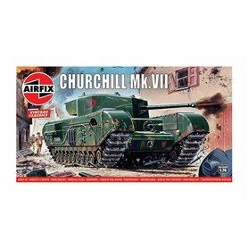 Airfix 01304V Churchil Mk.VII Tank 1/76