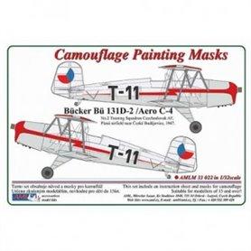 AML M33022 Maska Bucker Bu 131D-2/Aero C-4