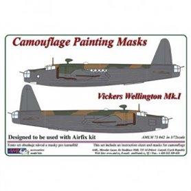 AML M73042 Maska - Vickers Wellington Mk.I