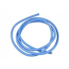 Przewód silikonowy 3Racing 14AWG, 2mm2, 90cm Blue
