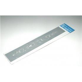 Aoshima 04990 1/700 Plastic deck sheet Fuso