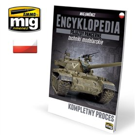 Encyclopeda of Armour Model vol.6 PL