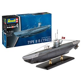 Revell 05155 German Submarine Type