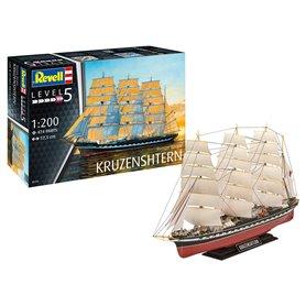 Revell 05159 Russian Barque Kruzen