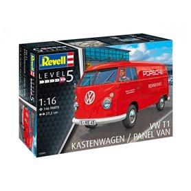 Revell 1:16 Volkswagen T1 Kastenwagen / Panel Van