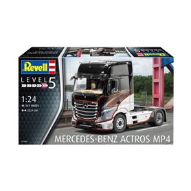 Revell 07439 Mercedes-Benz Actros