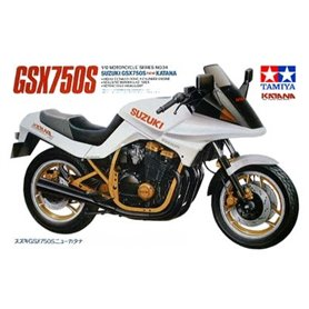 Tamiya 14034 1/12 Suzuki New Katana