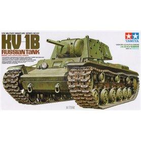 Tamiya 35142 Russ. Tank Kv-1B