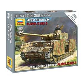 Zvezda 6240 1/100 Panzer IV Ausf.H