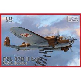 IBG 72515 PZL.37 B II Łoś