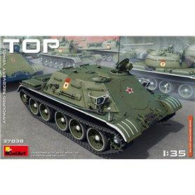 Mini Art 37038 TOP Armoured Recovery vehicle