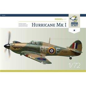 Arma Hobby 1:72 Hawker Hurricane Mk. I - MODEL KIT