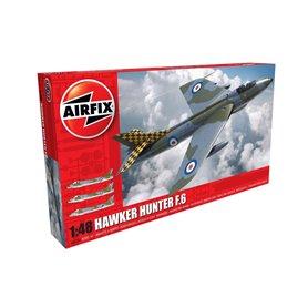 Airfix 1:48 Hawker Hunter F.6