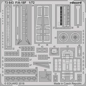 Eduard 1:72 F/A-18F dla ACADEMY
