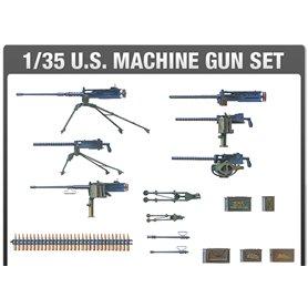 U.S. Machine Gun Set 1:35