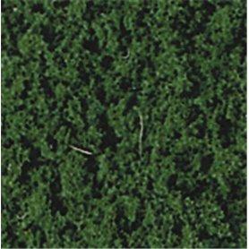 Heki 1553 Listowie zielone na siateczce 28cm x 14cm