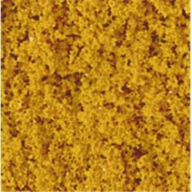 Heki 1556 Listowie jesienna żółć na siateczce 28cm x 14cm