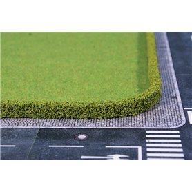 Żywopłot zielony 12 x 7 mm, 2 szt.