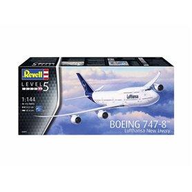Revell 03891 Samolot 1/144 Boeing 747-8 Lufthansa