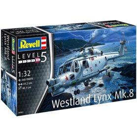 Revell04981Helikopter 1/32 Westland Lynx Mk.8