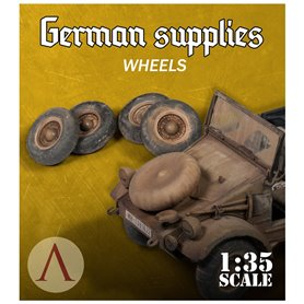 Scale75 1:35 GERMAN SUPPLIES - wheels