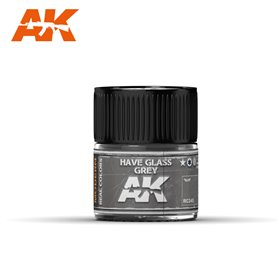 AK Interactive REAL COLORS RC245 Have Glass Grey - 10ml