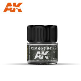 AK Interactive REAL COLORS RC273 RLM 66 - 10ml