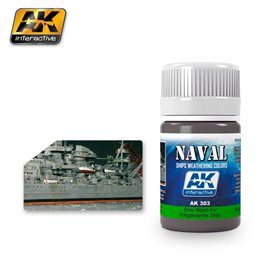 AK Interactive AK-303 Grey Wash For Kriegsmarine Ships