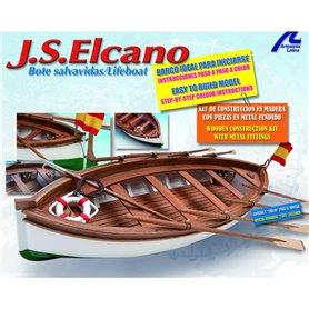 Arte 19019 Juan Sebastian Elcano-szalupa