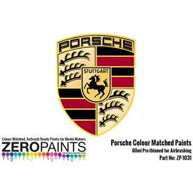 Zero Paints Porsche Guards Red 80K 60ml