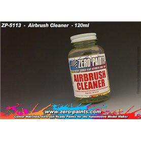 Zero Paints 5113 Płyn do czyszczenia aerografu 120ml