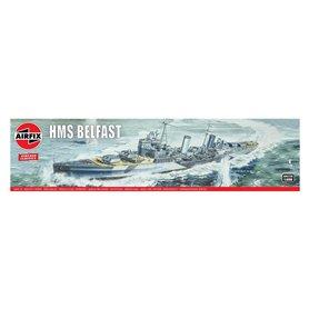 Airfix VINTAGE CLASSICS 1:600 HMS Belfast
