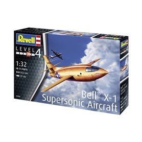 Revell 1:32 Bell X-1 - 1ST SUPERSONIC