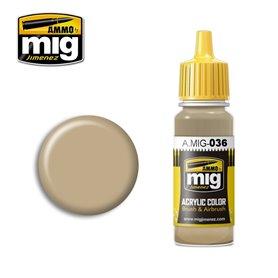 Ammo of MIG Farba akrylowa OLD WOOD