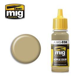 Ammo of MIG Farba akrylowa Light Wood - 17ml
