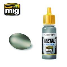 Ammo of MIG Farba akrylowa Steel - 17ml