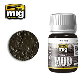 Ammo of MIG WET MUD