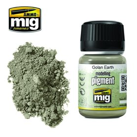 Ammo of MIG - PIGMENT - GOLAN EARTH