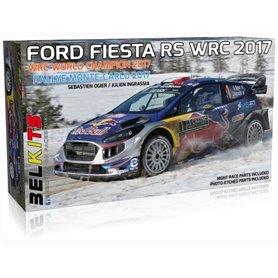 Belkits 012 1/24 Ford Fiesta WRC 2017