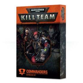 Kill Team Commanders (ENGLISH)