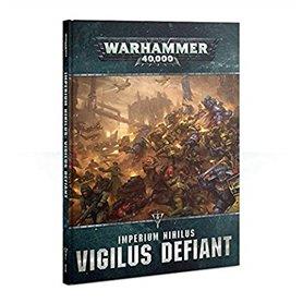 WARHAMMER 40000 - Imperium Nihilus: Vigilus Ablaze - HB - ENG