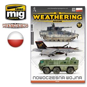 The Weathering Mag. 26 Now. Wojna ISSN 2603-8420