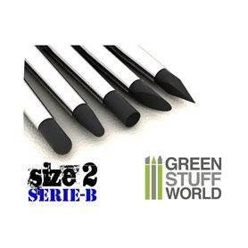 Color Shaper BLACK - Size 2 Serie B